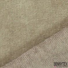 Eponge Serviette Bambou Taupe