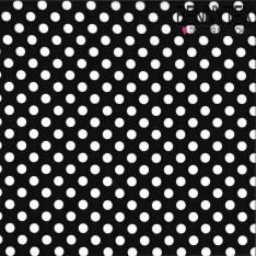 Coton Imprimé Motif Pois Réf :299