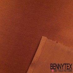 Satin de Soie 19 MM Couleur Bronze