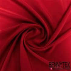 Microfibre Rouge Bordeau