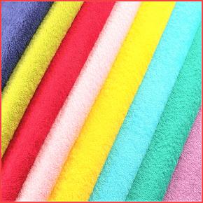 eponge serviette 100% Coton